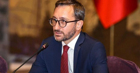 İletişim Başkanı Altun: Türkiye küresel terör karşısında bir dalgakırandır