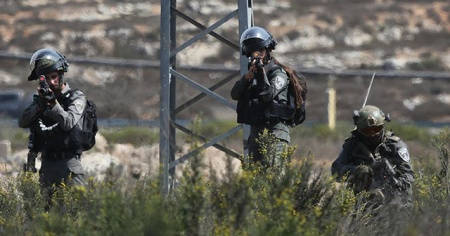 İsrail güçleri Batı Şeria'da bir Filistinliyi şehit etti