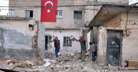 İşte PKK/YPG'nin Akçakale'deki sivillere yaptığı saldırıların bilançosu