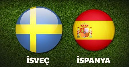 İsveç İspanya hangi kanalda saat kaçta? | İsveç İspanya maçı canlı izle! Şifresiz veren yabancı kanallar var mı?