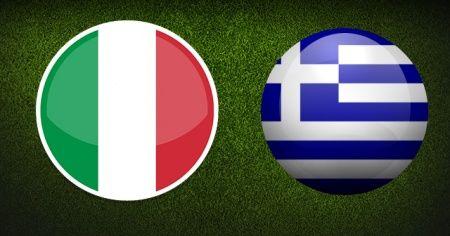 İtalya-Yunanistan Maçı Canlı İZLE! Şifresiz Veren Yabancı Kanallar! İtalya Yunanistan maçını İdman TV canlı izle