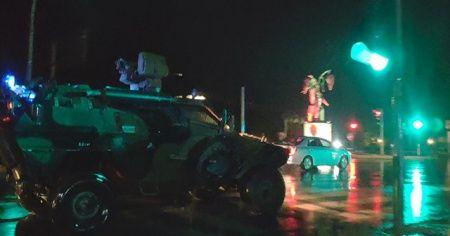 Kilis sınırına komando sevkiyatı devam ediyor
