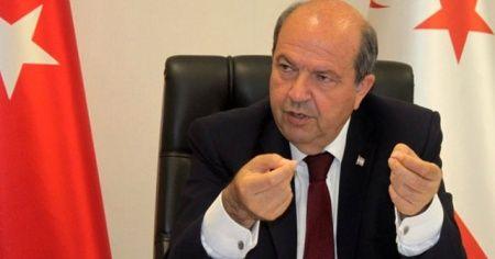 KKTC Başbakanı Tatar'dan Yunan uçaklarının ihlaline tepki