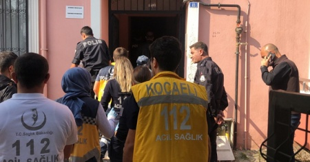 Kocaeli'de 2 kişinin öldüğü yangın baba cinneti çıktı