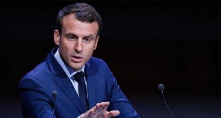 Macron kurnazlık peşinde!