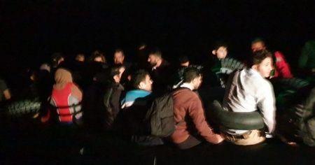 Muğla'da 26 düzensiz göçmen yakalandı