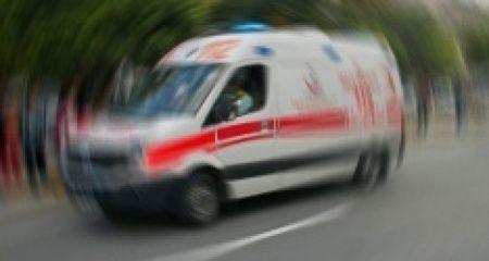 Polis memuru silahını temizlerken kazara kendisini ve bekçiyi vurdu