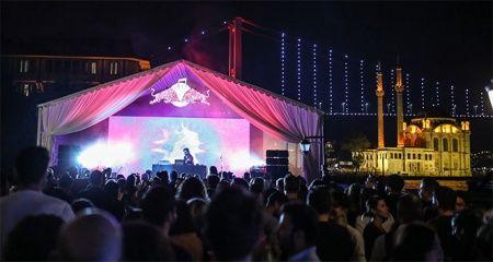 Red Bull Music Festival İstanbul 15 gün boyunca şehri müzikle ele geçirdi