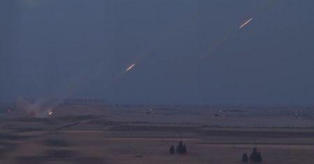 Resülayn'da terör hedefleri ÇNRA ile vuruluyor