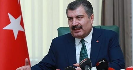 Sağlık Bakanı'nda Barış Pınarı açıklaması: Harekat bölgesinde yeterli personelimiz var