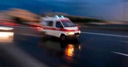 Şanlıurfa'da otomobil devrildi: 1 bebek öldü, 2 kişi yaralandı
