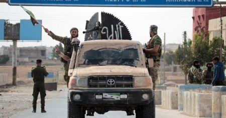 Tel Abyad'ın batısındaki 10 köy daha terörden arındırıldı