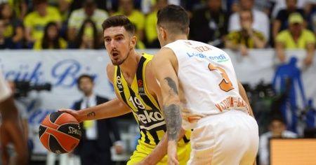THY Euroleague'de haftanın MVP'si Fenerbahçeli basketbolcu oldu