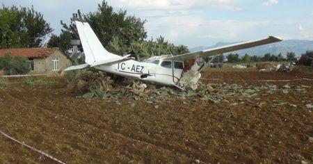 Uçak kazasının sırrı çözüldü