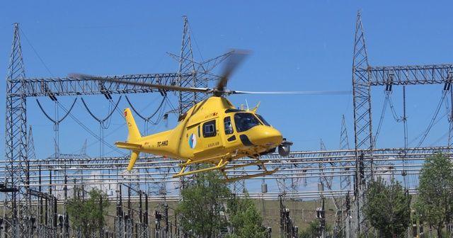 'Helikopter düştü' ihbarı kenti ayağa kaldırdı