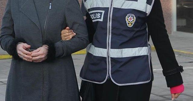 15 Temmuz'dan beri aranan FETÖ şüphelisi kadın Karaman'da yakalandı