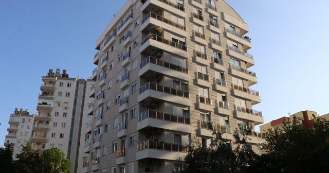 4 kişinin öldüğü binada hayat normale döndü