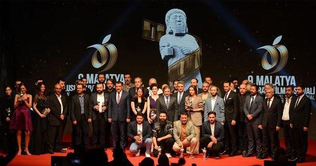 9. Malatya Uluslararası Film Festivali'nde ödüller sahiplerini buldu
