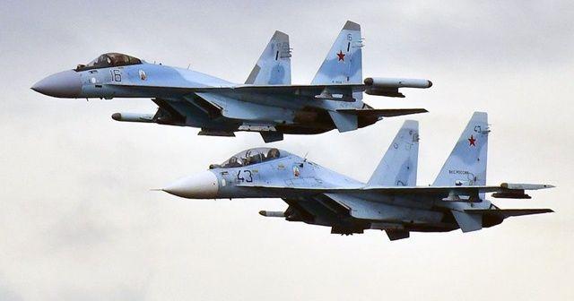 ABD'den Mısır'a SU-35 uyarısı