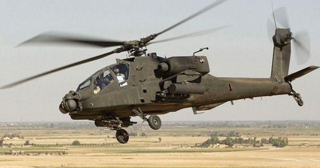 ABD satışına onay verdi! 36 adet Apache aldılar