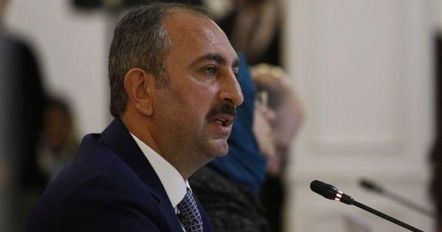 Adalet Bakanı Gül: Yargı reformu ile adalet gecikmeyecek