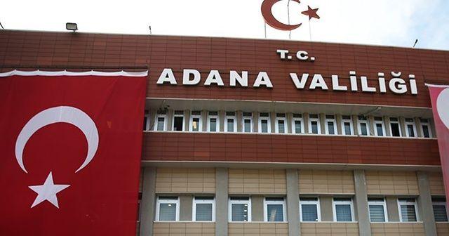 Adana'da gösteri ve yürüyüş yasağı 10 Kasım'dan itibaren 15 gün uzatıldı