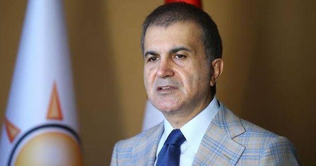 AK Parti sözcüsü Ömer Çelik'ten Doğu Akdeniz ve KKTC mesajı