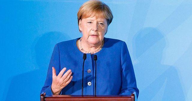 Angela Merkel: 'Türkiye'ye yardım etmeye hazırım'
