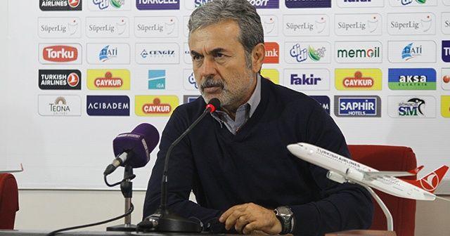 """Aykut Kocaman: """"Konyaspor'a zarar verme lüksümüz yok"""""""