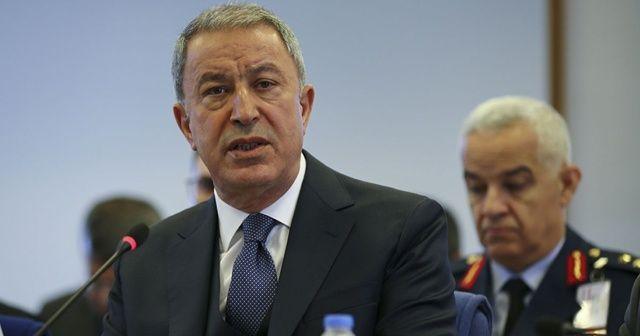 Bakan Akar düzeltti, HDP'li Paylan özür diledi