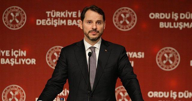 Bakan Albayrak: 'Türkiye'yi faiz yükü ile çökerteceklerdi ama başaramadılar'