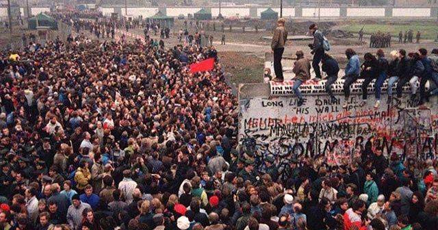 Berlin Duvarı'nın yıkılışının 30. yıl dönümü