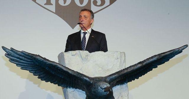 Beşiktaş Başkanı Çebi'den eski yönetime tepki