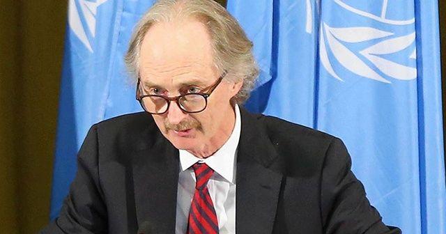 BM Suriye Özel Temsilcisi Pedersen'den Suriye açıklaması