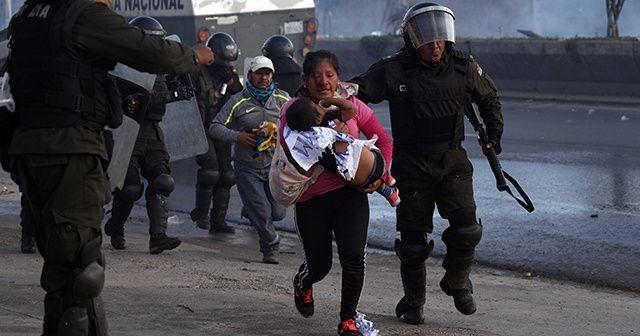 Bolivya'daki şiddet olaylarında ölenlerin sayısı 18'e yükseldi