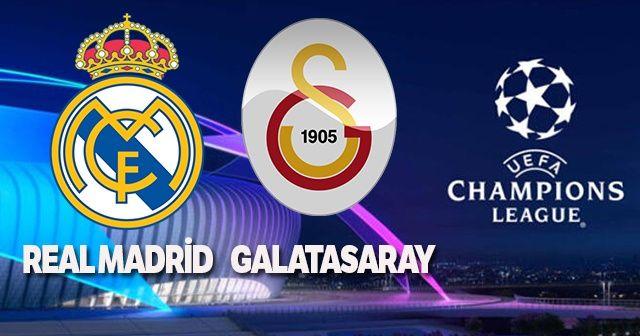 CANLI İZLE: Real Madrid Galatasaray Maçı Şifresiz CANLI İZLE! Real Gs Maçı Beinsport CBC Sport AZ TV İdman Tv Canlı İzle