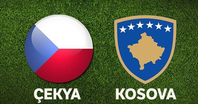 Çekya - Kosova Maçı Saat Kaçta Hangi Kanalda izlenecek? Çekya Kosova Maçı Canlı İzle! Vedat Muriç Kadroda Mı?