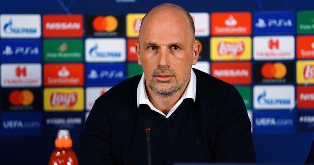 Club Brugge Teknik Direktörü: Diagne hata yaptı ve verdiğim cezayı çekiyor