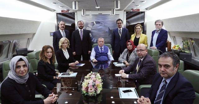 Cumhurbaşkanı Erdoğan: CHP, siyaset değil yalan üretiyor