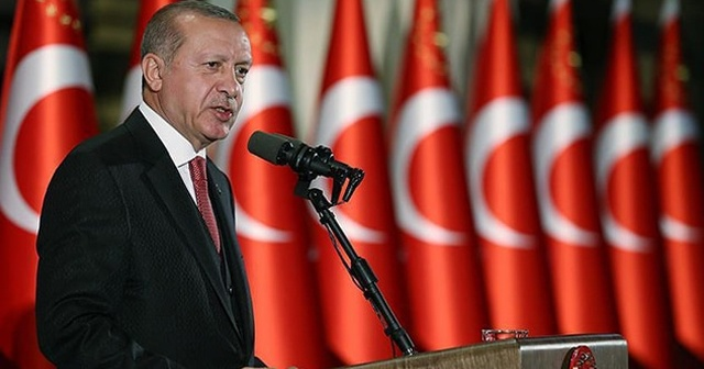 Cumhurbaşkanı Erdoğan'dan Doğu Akdeniz mesajı