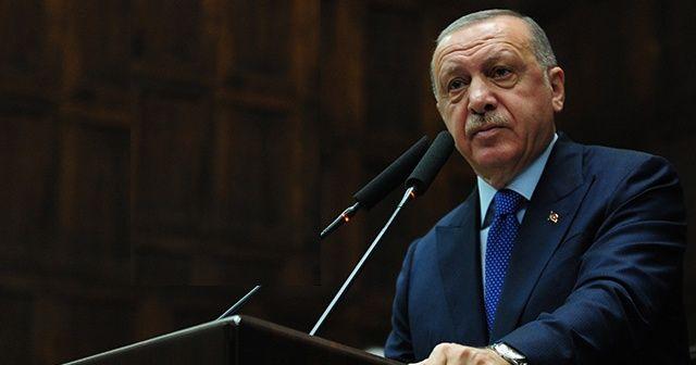 Cumhurbaşkanı Erdoğan'dan Kenter için başsağlığı mesajı