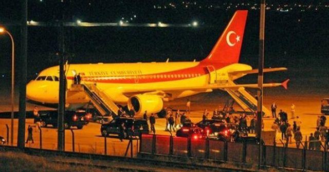 Cumhurbaşkanı Erdoğan'ı, 15 Temmuz gecesi İstanbul'a götüren uçağın pilotu beraat etti