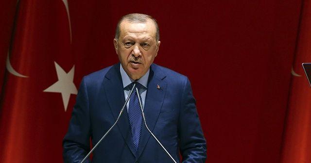 Cumhurbaşkanı Erdoğan: Ülkemize husumet besleyenleri şaşırtmak en büyük şereftir