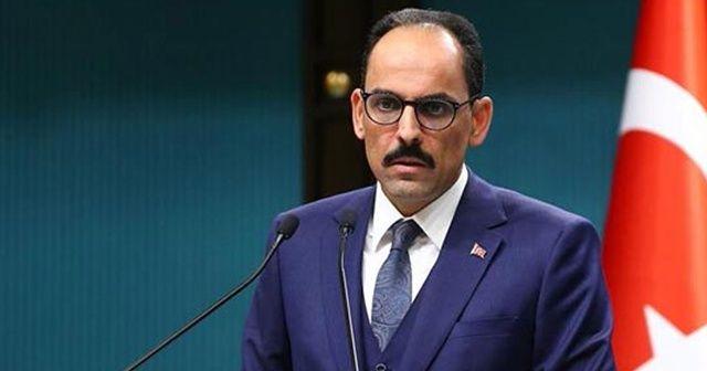 Cumhurbaşkanlığı Sözcüsü Kalın'dan NATO mesajı