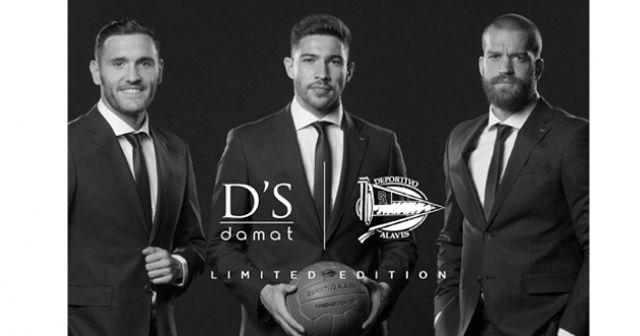 D'S Damat, Deportivo Alaves kapsül koleksiyonunu satışa çıkardı