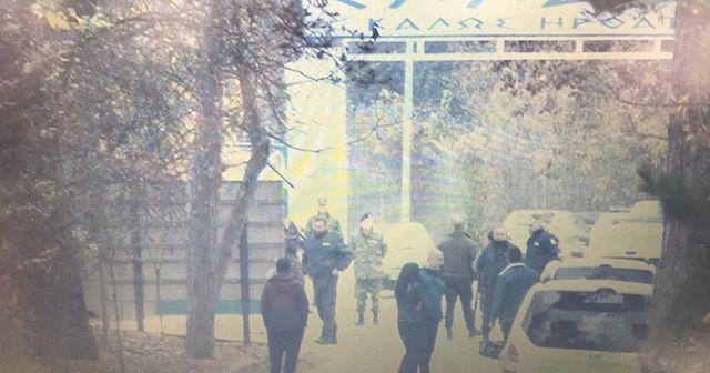 DEAŞ'lı teröristin 'tampon' bölgede dördüncü günü
