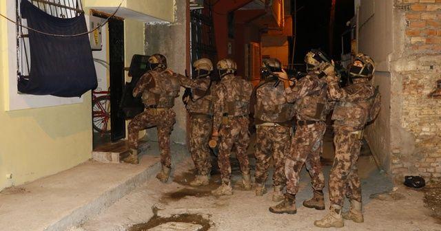 DEAŞ ve El Kaide operasyonu: 10 gözaltı kararı