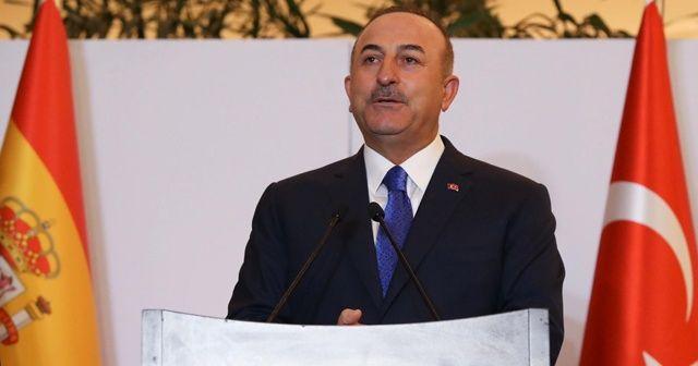 Dışişleri Bakanı Çavuşoğlu: Gelecek sene Antalya Diplomasi Formunu başlatıyoruz