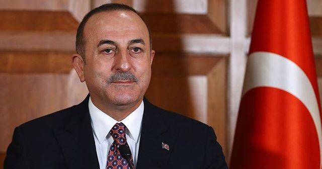 Dışişleri Bakanı Çavuşoğlu: Hesabını veremeyeceğim hiçbir davranışta bulunmadım