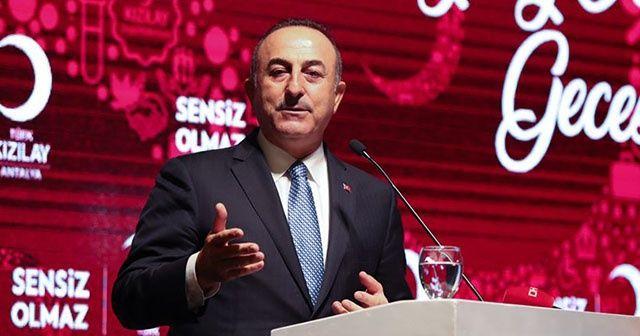 Dışişleri Bakanı Mevlüt Çavuşoğlu: 'Büyük bir oyunu bozduk'